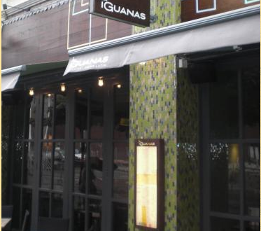 Las Iguanas South American Restaurant