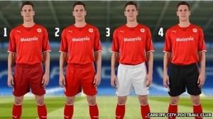 Cardiff fans vote on these shorts