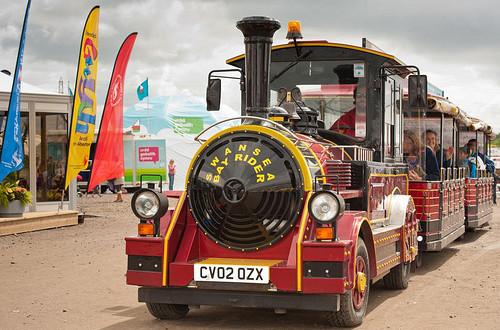 Urdd Eisteddfod Train Ride