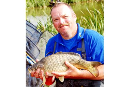 Acorn fishery Carp