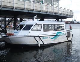 Boat trips Cardiff - Aquabus