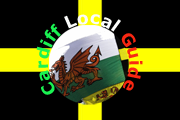 Cardiff Local Guide Logo