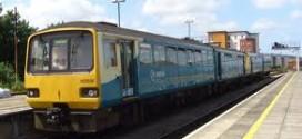 Cardiff trains