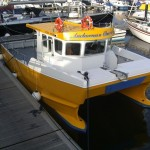 Fishing boat charter-Anchorman Charters