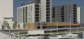 Cardiff Bay waterfront development