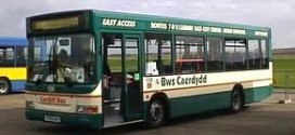 Cardiff bus - Express bus