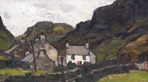 Kyffin Williams-A typical scene by a cultural great