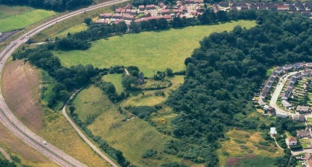 Cardiff Hill Fort