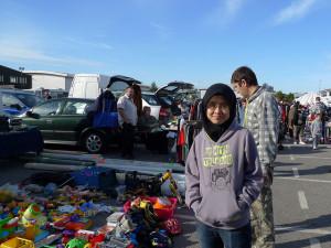 Car Boot Sale Splott