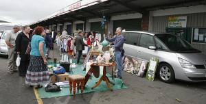 Car boot sale bessemer road