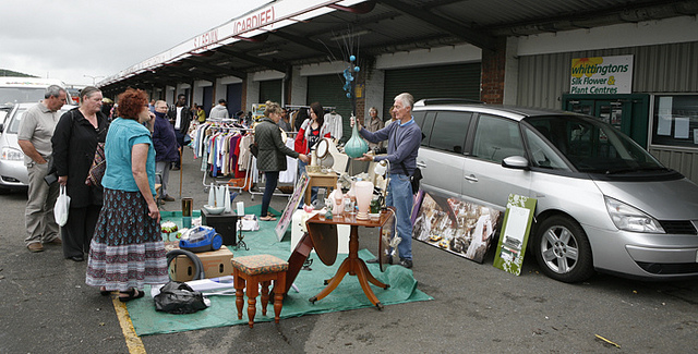 Car Boot Sale Bessemer Road