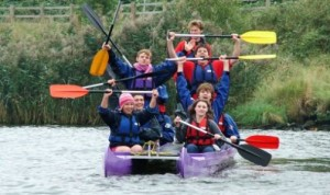 Activities for kids - Cardiff Bay