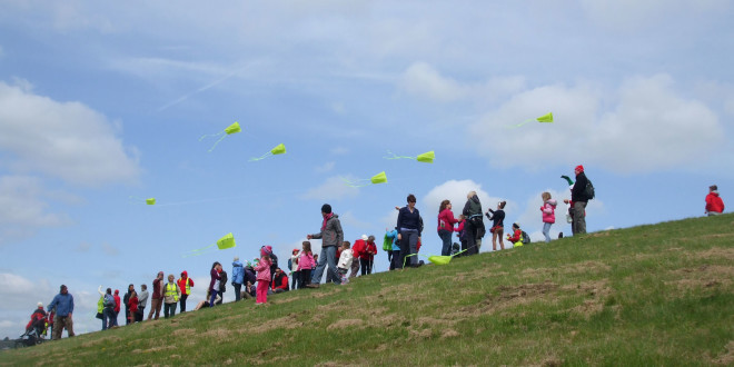 Kids activities Cardiff rambles kites
