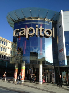 Cardiff Shopping Guide-Capitol Shopping centre