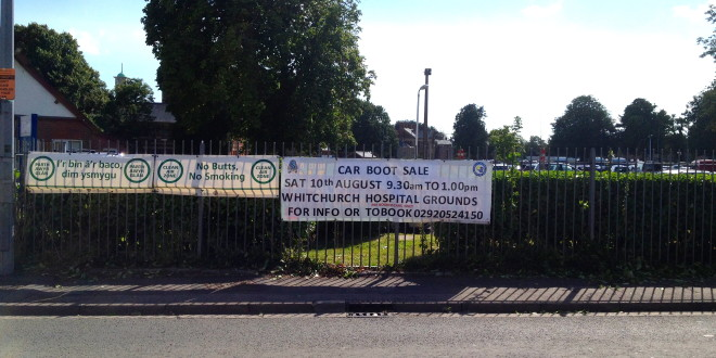 Car Boot Sale - Whitchurch