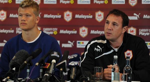 Cardiff City - Cornelius and Malky