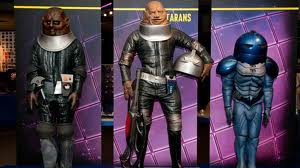 Dr Who experience - Sontaran
