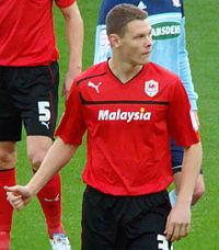 Ben Nugent Cardiff City