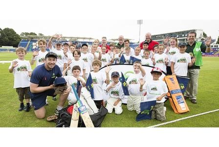 Cricket winners
