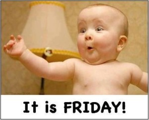It's Friday - Funny Kid