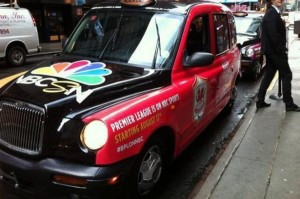 Cardiff Taxi in New York