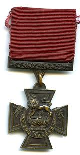Cardiff Victoria Cross Winner