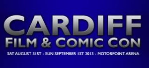 Cardiff comic convention