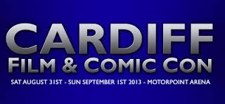 Cardiff comic convention