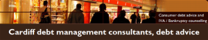 cardiff debt management banner