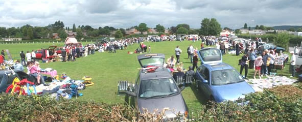 Caerleon Comprehensive Car Boot Sale