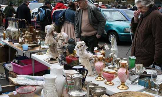car boot sales newport