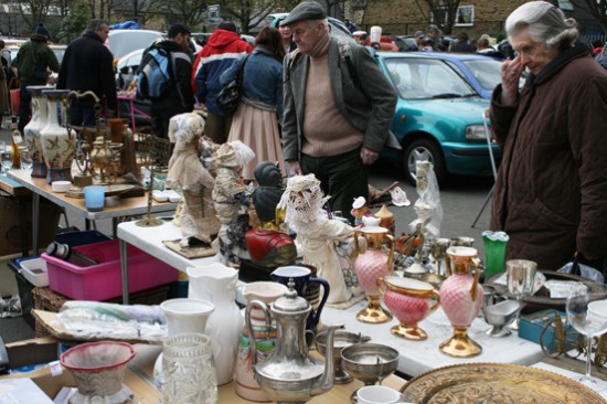Local car boot sales today near me