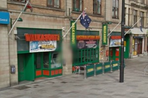 Cardiff Pubs-The Walkabout