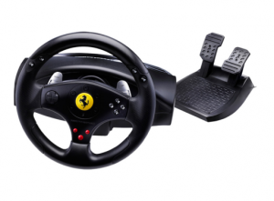 Driving simulator chairs - Thrustmater wheel