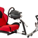 Driving Simulator Chairs- Risk free racing!