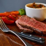 Steak a claim on tail fillet says celebrity chef Glynn Purnell