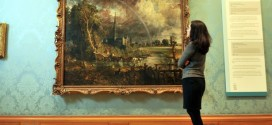 Masterpiece by John Constable saved for the nation and put on display in Cardiff