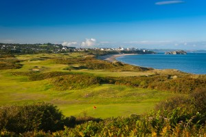 Golf courses Tenby