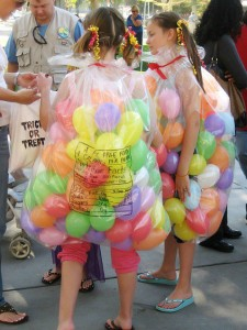 Halloween costumes - Bag-Jelly-Beans