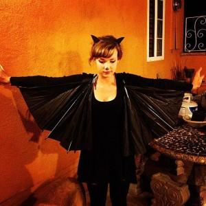 Halloween Costumes - bat