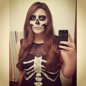 Halloween costumes - Skeleton