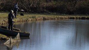 Fly fishing - Sevenoaks Fishery