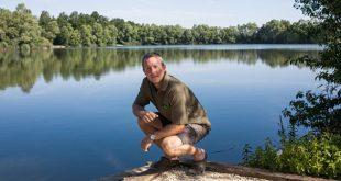 Lee Bower fishing lake France