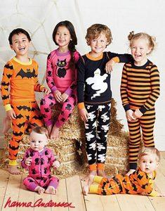 childrens halloween pyjama bottoms from aldi