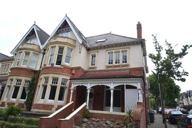 Roath Park 3bed flat