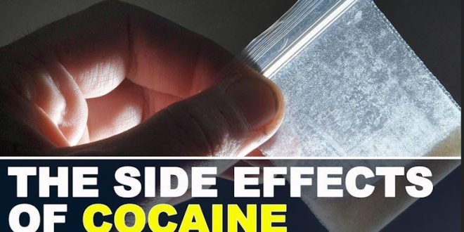 cocaine packet