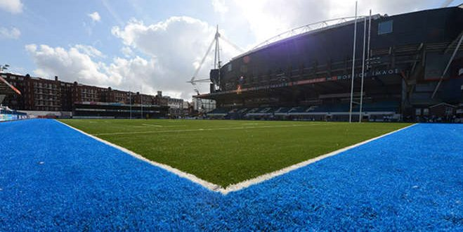 cardiff arms pitch