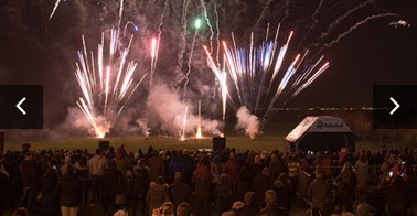 Celtic Manor fireworks - Cardiff Fireworks