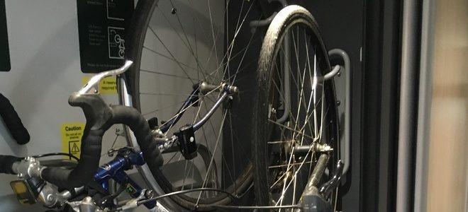 GWR cycle storage