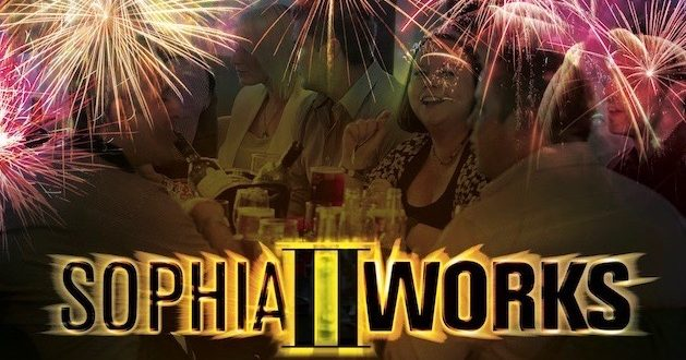 Fireworks in Cardiff - Sophiaworks